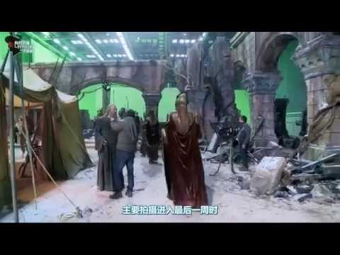 Hobbit. In Thranduil's tentFarewell to Lee Pace B5A  EditionBehind the s