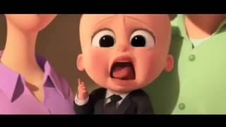 Беби Босс (Boss Baby) Трейлер 2016