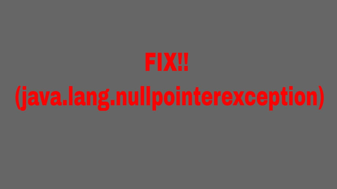 HOW TO FIX!! (java.lang.nullpointerexception) ft.Enchanted Swords