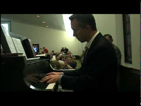 Stan Whitmire Piano Solo - I've got that old time religion in my heart and Blessed Assurance