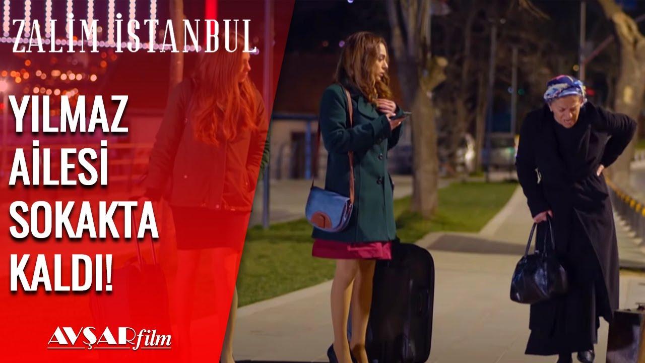 Yılmaz Ailesi Sokakta Kaldı! - Zalim İstanbul 4. Bölüm