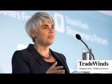 Navios Maritime Midstream CEO Frangou sees no bonus from yield