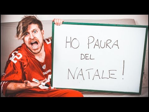 HO PAURA DEL NATALE!