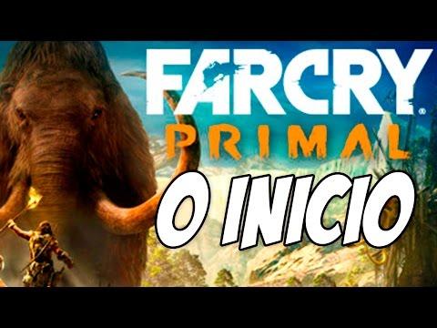 FAR CRY PRIMAL - O INÍCIO