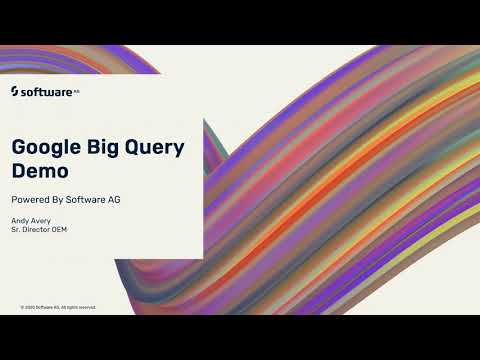 Google Big Query Demo