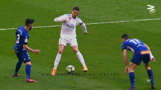 Cristiano Ronaldo ● Top 20 Monstrous Skills Of 2018