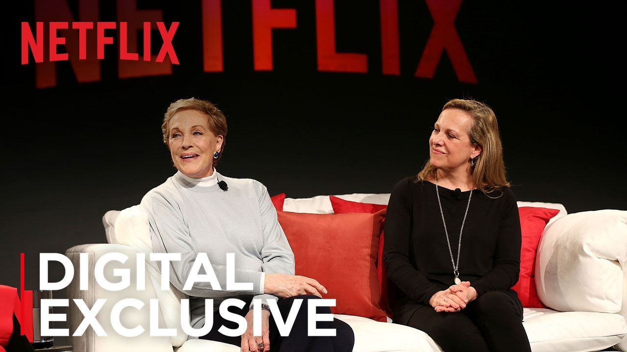 Julie's Greenroom Panel | There's Never Enough TV | Netflix