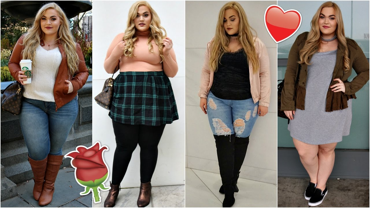 outfits of the week cute outfit ideas 2017 youtube