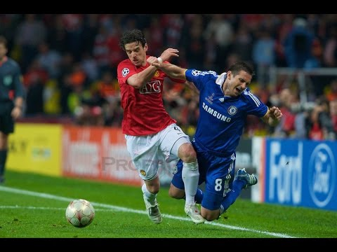 Owen Hargreaves vs Chelsea CL Final 2008 (Individual Highlights)