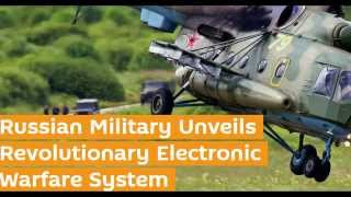 Russian Military Unveils Revolutionary Electronic Warfare System