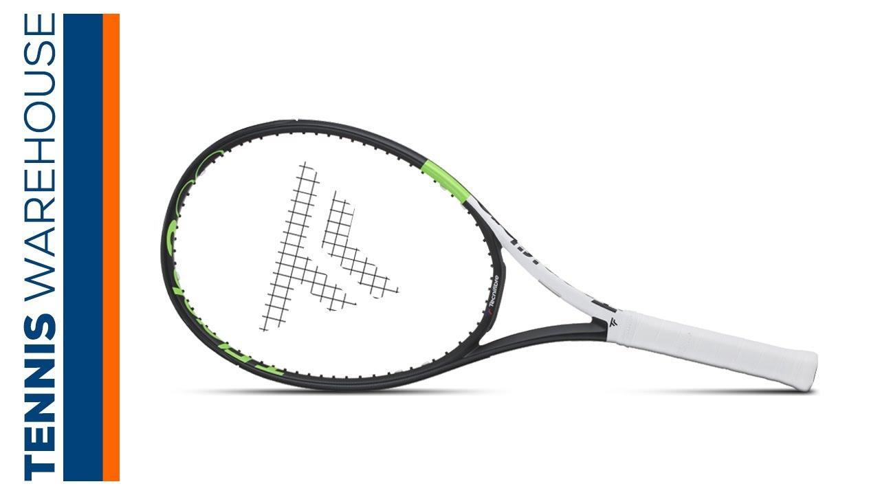 Tecnifibre TFlash 300 CES Tennis Racquet Review