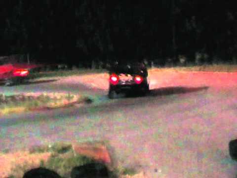 127 vs Porsche