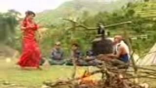 Nepali Lok Pop Songs Lahure Dhaile Najarai Laghayo.!