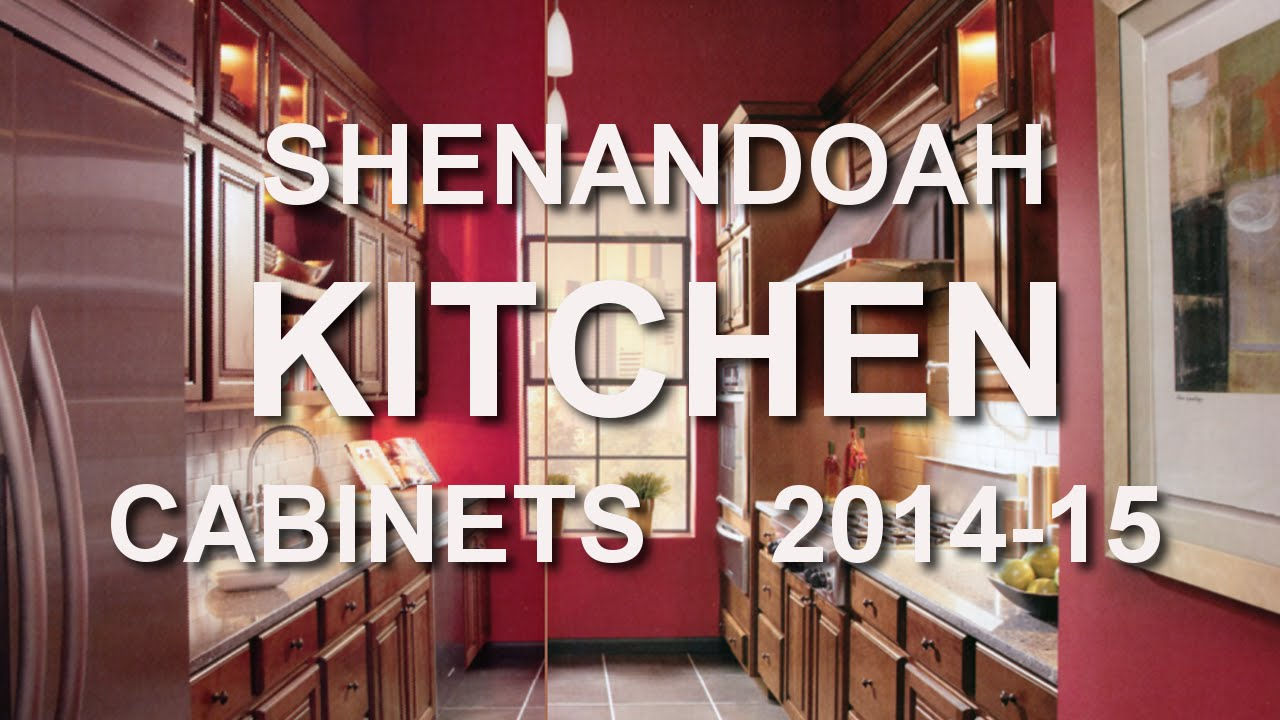 SHENANDOAH Kitchen Cabinet Catalog 2014 15 At LOWES   YouTube