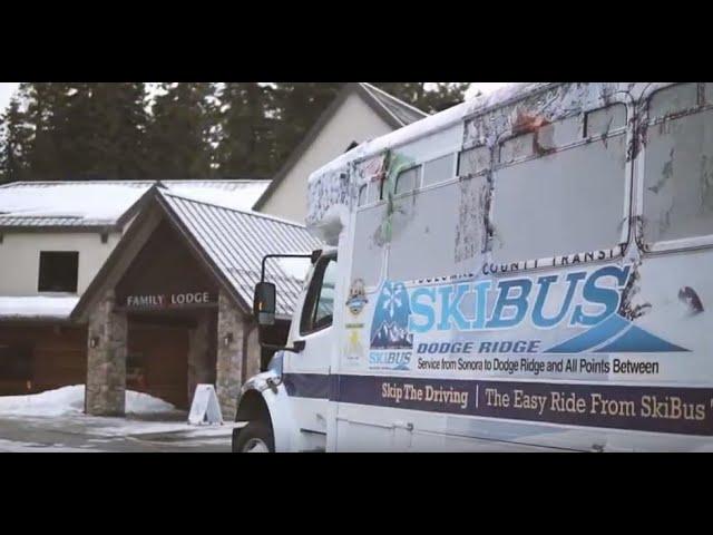 Ski Bus - Tuolumne County Transit