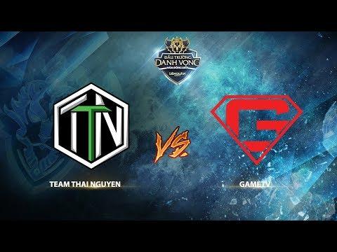 TTN vs GameTV [Vòng 3 - Ván 1] [23.09.2017]