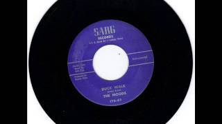 THE MOODS -  DUCK WALK -  EASY GOING -  SARG 176