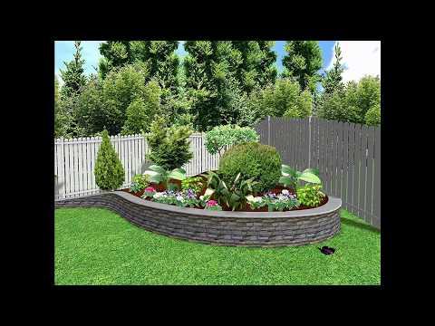 Idées de pelouse et jardin