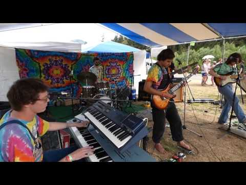 Farmhouse Odyssey at the 2015 Summer Arts and Music Festival