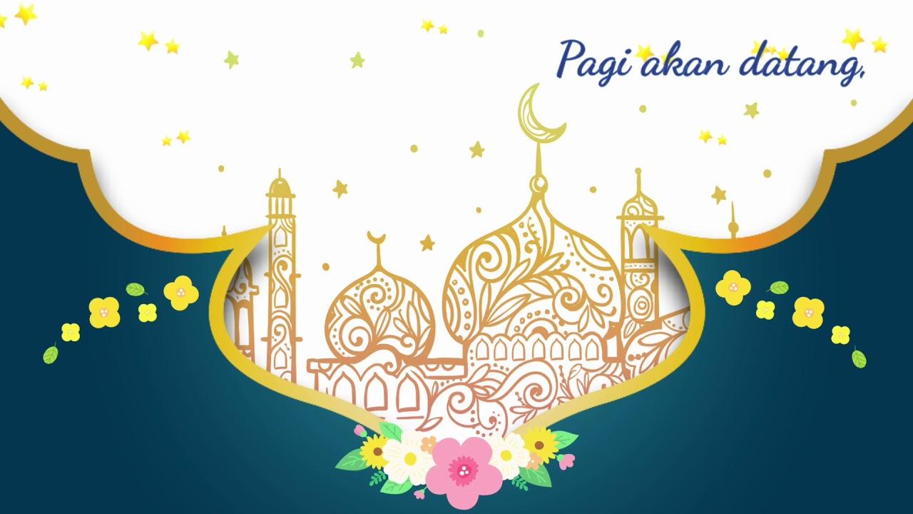 Ucapan Selamat Tahun Baru Islam 1441 Hijriah Youtube