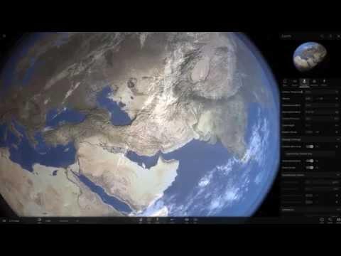 Universe Sandbox² - Planet Nine, Asteroids Orbiting Earth & more