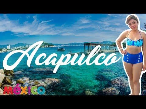 Acapulco Guerrero M�xico-�Que hacer en Acapulco