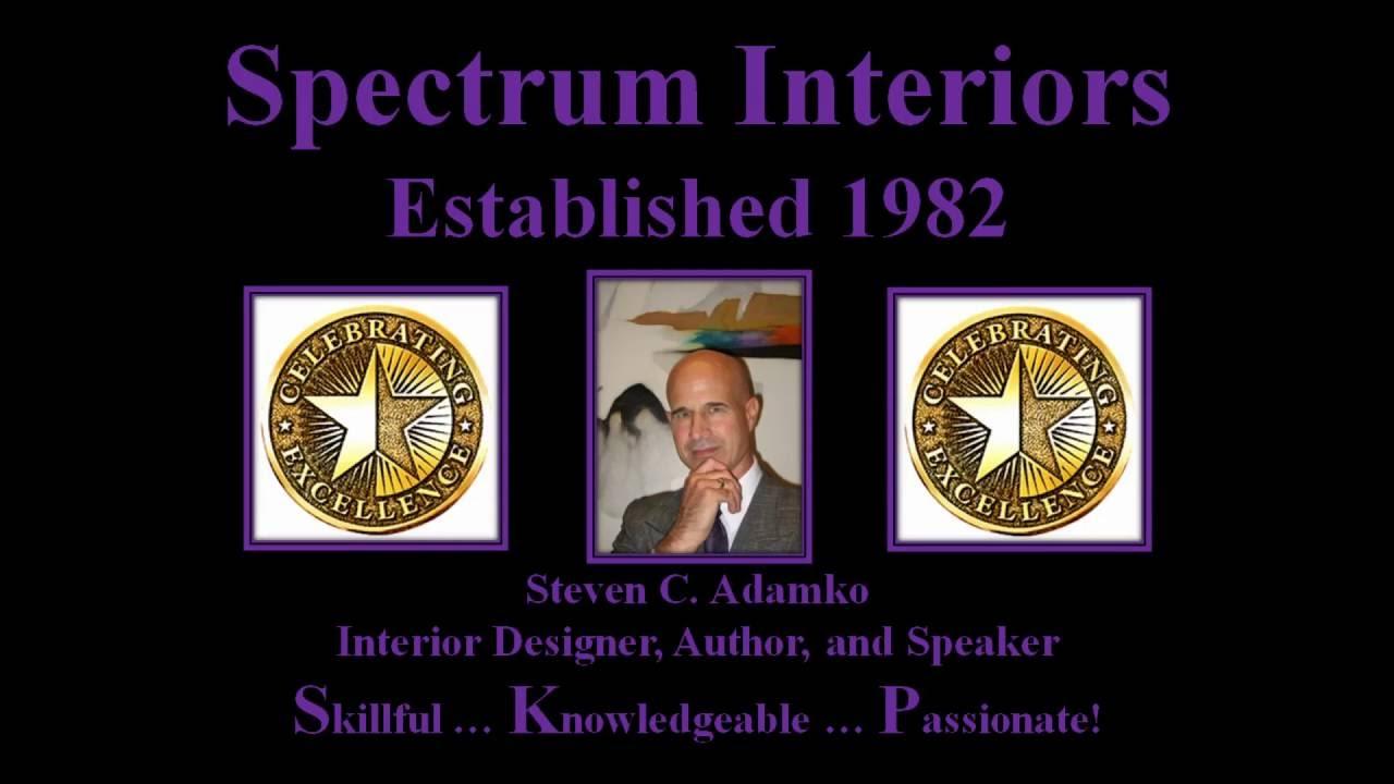 Spectrum Interiors Interior Design By Kalamazoo NCIDQ Certified Interior  Designer Steven C. Adamko