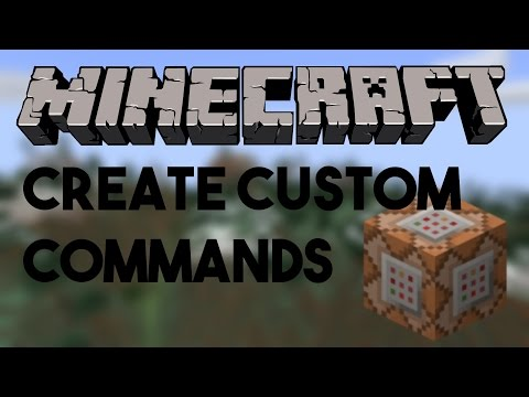 how-to-make-custom-commands-in-minecraft-⏐-can-use-in-chat!