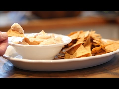 Homemade 2 Ingredient Healthy Chipotle Dip