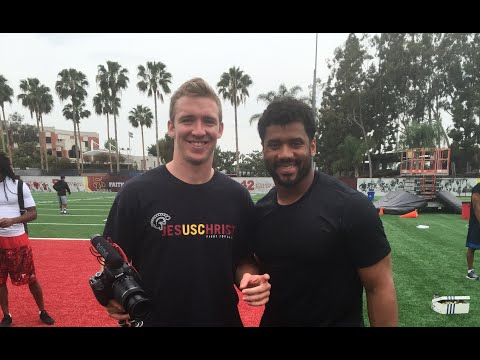 USC Football with Russell Wilson