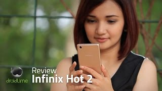 Infinix Hot 2 (Android One) - Review Indonesia