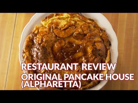 Restaurant Review - The Original Pancake House   Atlanta Eats
