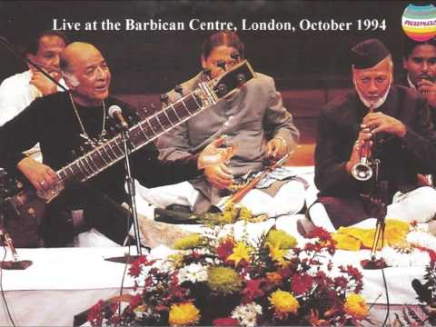 Ustads Vilayat Khan & Bismillah Khan - Raga Mishra Bhairavi (Excerpt) - Oct 1994