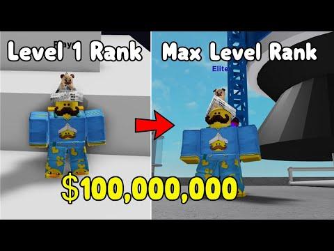 I Bought Max Elite Rank - 3-2-1 Blast Off Simulator Roblox