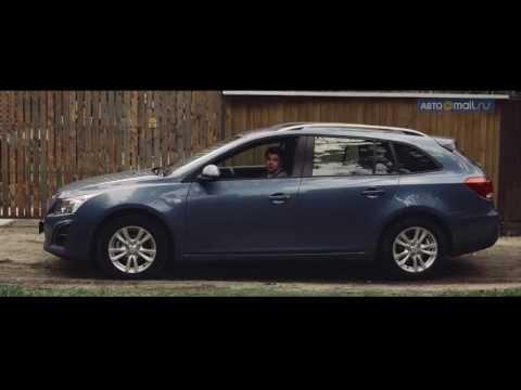 Обзор Chevrolet Cruze. Тест универсала Chevrolet Cruze SW 2013. В чем его прикол