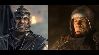 Which One Looks Better: Deep Down on PS4 Or Ryse: Son of Rome on Xbox One Comparison Screenshots