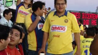 La Banda de Zanatepec en  el Estadio Andres Q.Roo America vs Atlante Bicentenario