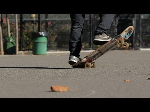 How to Stop | Skateboarding Tricks