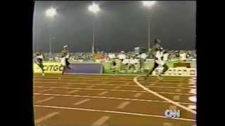 1998 Goodwill Games (400m Final) - Michael Johnson (43.79) - New York