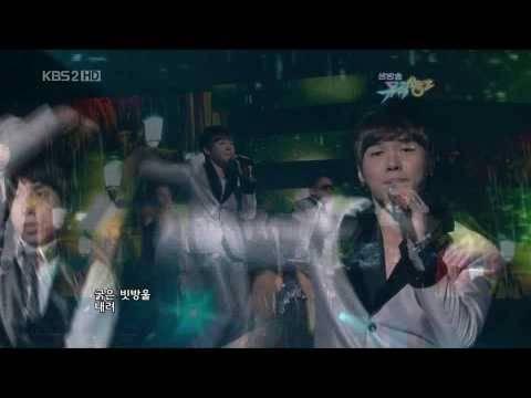 Wheesung - Trickling Music Bank 091016