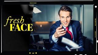 Fresh Face: Drew Moerlein of AMERICAN PSYCHO