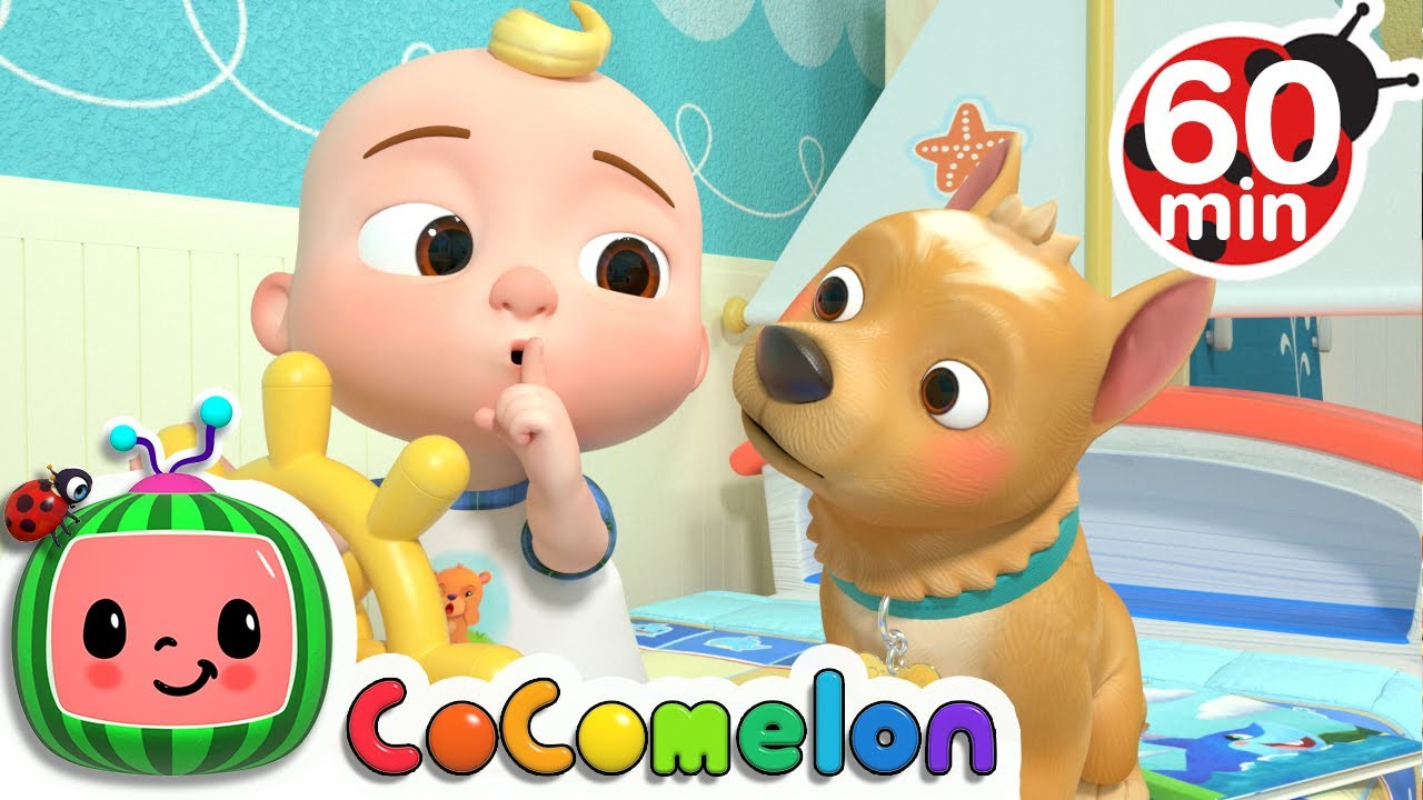 Quiet Time + More Nursery Rhymes & Kids Songs - CoComelon