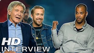 HARRISON FORD & RYAN GOSLING Interview zu BLADE RUNNER 2049