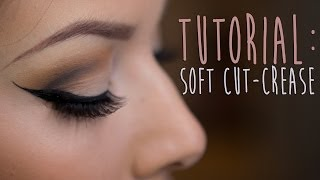 How to: Soft Cut-Crease Tutorial