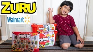ZURU New Toys MAX BUILD MORE Lego Bricks Toy Review Only at Walmart