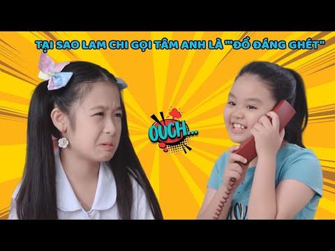 Gia đình là số 1 Phần 2 |  Nguyên nhân ai cũng thắc mắc câu nói: ''Đồ đáng ghét'' của Lam Chi