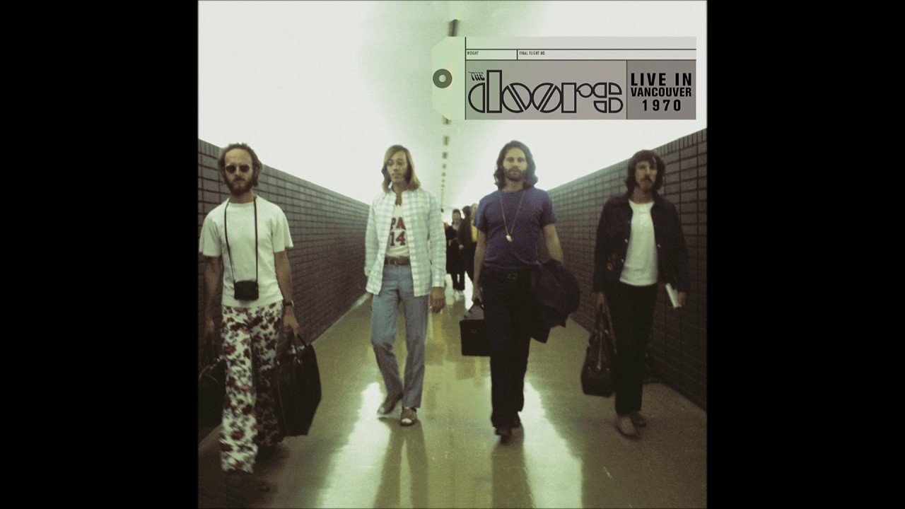 The Doors - Start Of Show (Live In Vancouver 1970) & 1. The Doors - Start Of Show (Live In Vancouver 1970) - YouTube