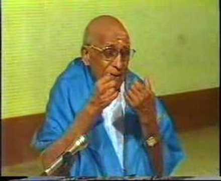 Semmangudi Srinivasa Iyer