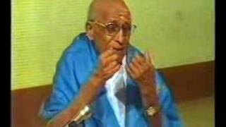 A documentary about Sri Semmengudi Srinivasa Iyer