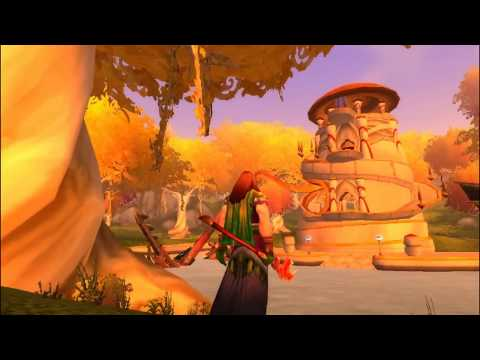 (CHANNEL INTRO) This Is Azeroth Adventures.
